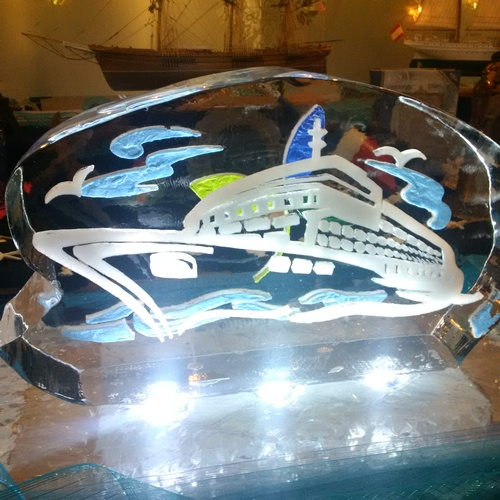 Ice Logo Corporate Ice Logo Corporate Ice Sculpture Ice Sculpture London Hamilton Cambridge Oakville Windsor (47)
