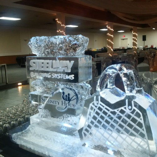 Ice Logo Corporate Ice Logo Corporate Ice Sculpture Ice Sculpture London Hamilton Cambridge Oakville Windsor (81)