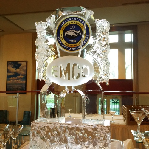 Ice Logo Corporate Ice Logo Corporate Ice Sculpture Ice Sculpture London Hamilton Cambridge Oakville Windsor (82)