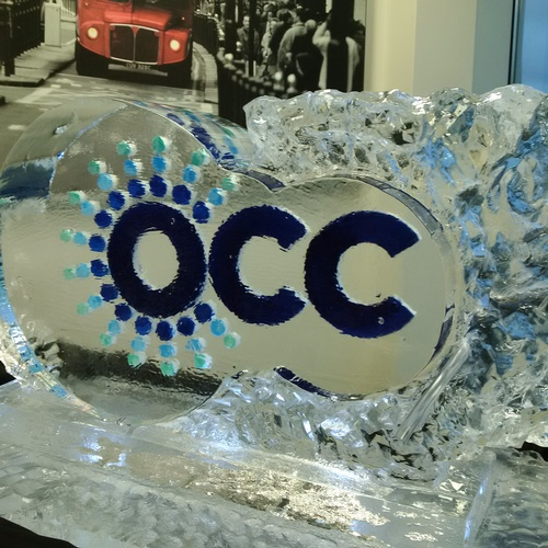 Ice Logo Corporate Ice Logo Corporate Ice Sculpture Ice Sculpture London Hamilton Cambridge Oakville Windsor (79)