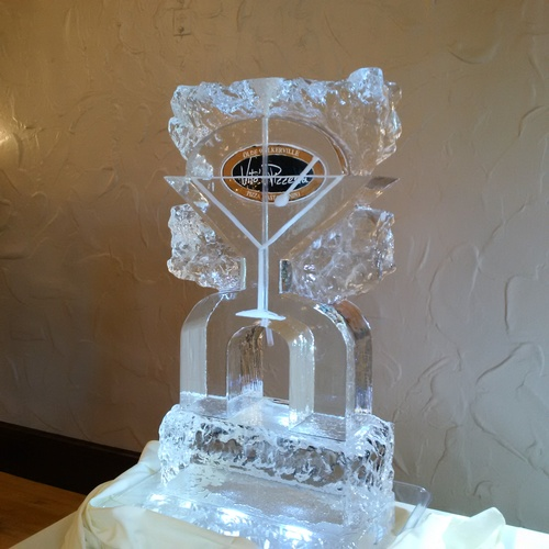 Ice Logo Corporate Ice Logo Corporate Ice Sculpture Ice Sculpture London Hamilton Cambridge Oakville Windsor (74)