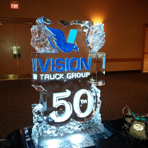 Ice Logo Corporate Ice Logo Corporate Ice Sculpture Ice Sculpture London Hamilton Cambridge Oakville Windsor (71)