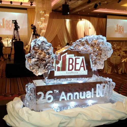 Ice Logo Corporate Ice Logo Corporate Ice Sculpture Ice Sculpture London Hamilton Cambridge Oakville Windsor (69)