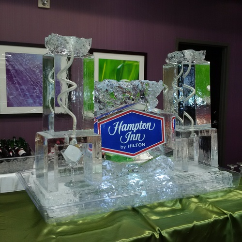 Ice Sculpture Ice Bar Ice Luge Ice Coctail Luge Ice drink server Ice Logo Luge London Hamilton Cambridge Oakville Windsor (39)