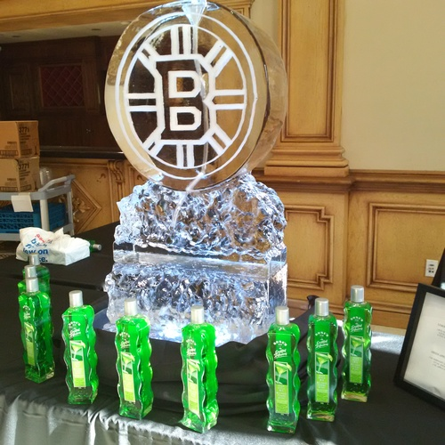 Ice Sculpture Ice Bar Ice Luge Ice Coctail Luge Ice drink server Ice Logo Luge London Hamilton Cambridge Oakville Windsor (35)