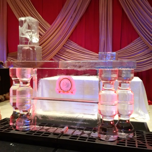 Ice Sculpture Ice Bar Ice Luge Ice Coctail Luge Ice drink server Ice Logo Luge London Hamilton Cambridge Oakville Windsor (23)