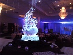 Best Table Centerpiece Ice Sculptures for Wedding by  Festive Ice Sculptures