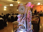 Corporate Ice Logos Scarborough by Festive Ice Sculptures