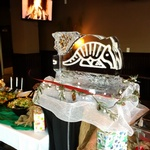 Corporate Ice Logos in Windsor by Festive Ice Sculptures