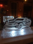 Wedding Party Ford Mustang Ice Sculpture London Hamilton Cambridge Oakville Windsor
