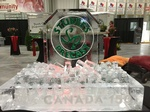 Ice Logo Corporate Ice Logo Corporate Ice Sculpture Ice Sculpture London Hamilton Cambridge Oakville Windsor (12)