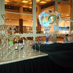 Ice Logo Corporate Ice Logo Corporate Ice Sculpture Ice Sculpture London Hamilton Cambridge Oakville Windsor (48)