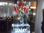 Ice Logo Corporate Ice Logo Corporate Ice Sculpture Ice Sculpture London Hamilton Cambridge Oakville Windsor
