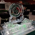 Ice Logo Corporate Ice Logo Corporate Ice Sculpture Ice Sculpture London Hamilton Cambridge Oakville Windsor (72)