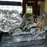 Ice Logo Corporate Ice Logo Corporate Ice Sculpture Ice Sculpture London Hamilton Cambridge Oakville Windsor (73)