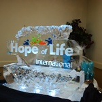 Ice Logo Corporate Ice Logo Corporate Ice Sculpture Ice Sculpture London Hamilton Cambridge Oakville Windsor (70)