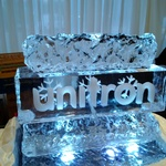 Ice Logo Corporate Ice Logo Corporate Ice Sculpture Ice Sculpture London Hamilton Cambridge Oakville Windsor (62)