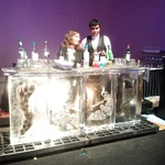 Ice Sculpture Ice Bar Ice Luge Ice Coctail Luge Ice drink server Ice Logo Luge London Hamilton Cambridge Oakville Windsor (41)