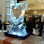 Ice Sculpture Ice Bar Ice Luge Ice Coctail Luge Ice drink server Ice Logo Luge London Hamilton Cambridge Oakville Windsor (32)