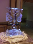 Ice Sculpture Ice Bar Ice Luge Ice Coctail Luge Ice drink server Ice Logo Luge London Hamilton Cambridge Oakville Windsor (10)
