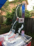 Ice Sculpture Ice Bar Ice Luge Ice Coctail Luge Ice drink server Ice Logo Luge London Hamilton Cambridge Oakville Windsor (7)