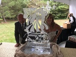 Wedding Ice Sculpture - COVID 19 Festive Ice Sculptures Kitchener