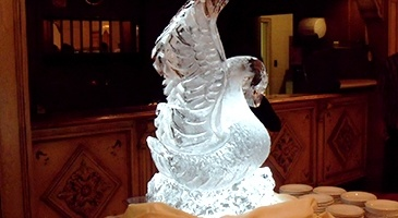 Wedding Ice Sculptures Windsor