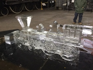 Best Ice Sculptures in Windsor Ontario by Festive Ice Sculptures