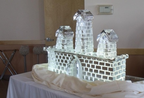 Wedding Ice Sculptures Cambridge