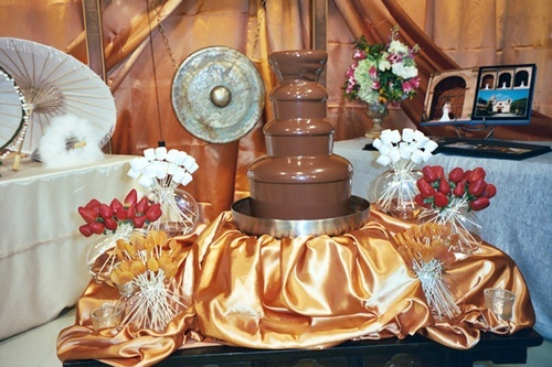 7 Things to Keep in Mind When Setting Up a Chocolate Fountain