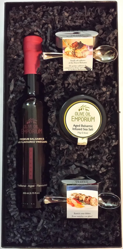 Balsamic Indulgence - Deluxe Balsamic Gift Set