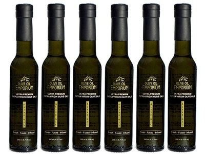 Citrus Six Pack-Citrus Flavoured Olive Oil Gift Set