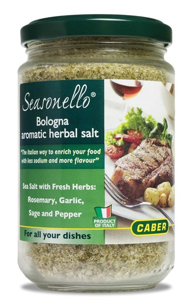 Sea Salt, Herbal - Seasonello