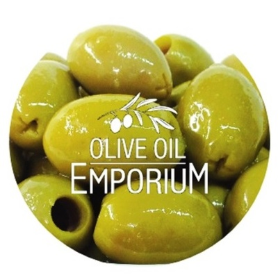 Halkidiki Olives - Organic Pitted