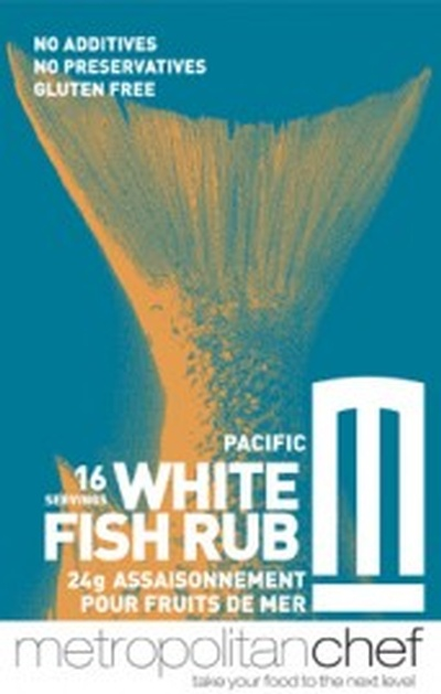 White Fish Rub