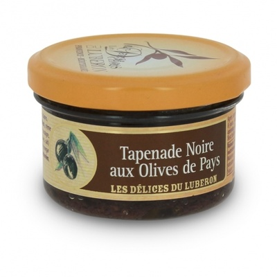 Black Olive Tapenade of Luberon - Provence