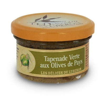 Green Olive Tapenade of Luberon - Provence