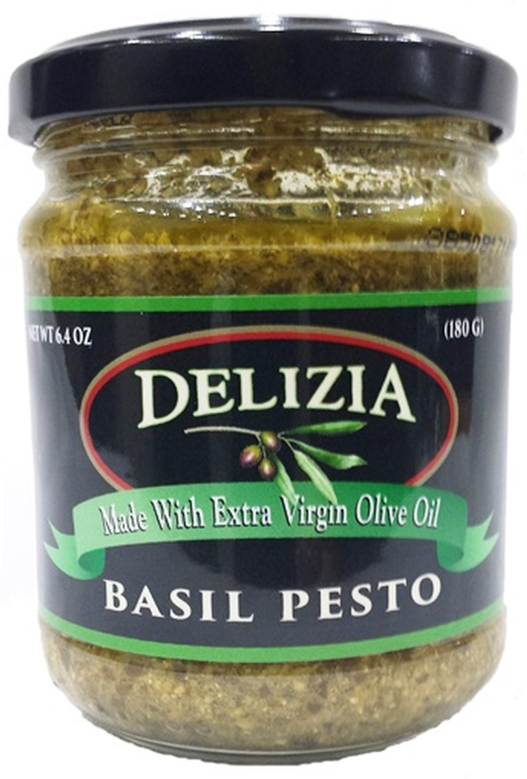 Pesto: Basil - UP Certified Olive Oil