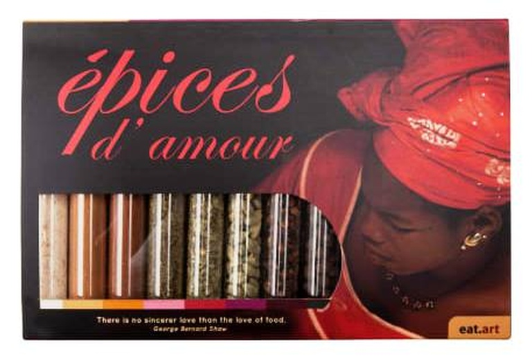 Epices d'Amour - Spices of Love