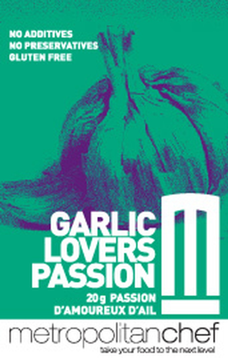 Garlic Lovers Passion