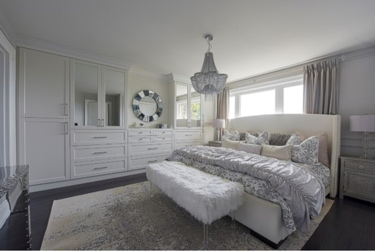 Hotel Room Luxury Bedroom Renovation Service Stouffville by Royal Interior Design Ltd