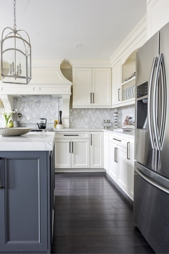 Custom Kitchen Cabinets - Kitchen Renovations GTA by Royal Interior Design Ltd