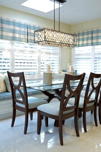 Dining Area - Whitby Kitchen Renovations by Royal Interior Design Ltd