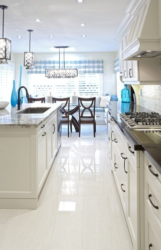 Open Concept Kitchen Renovations Thornhill by Royal Interior Design Ltd