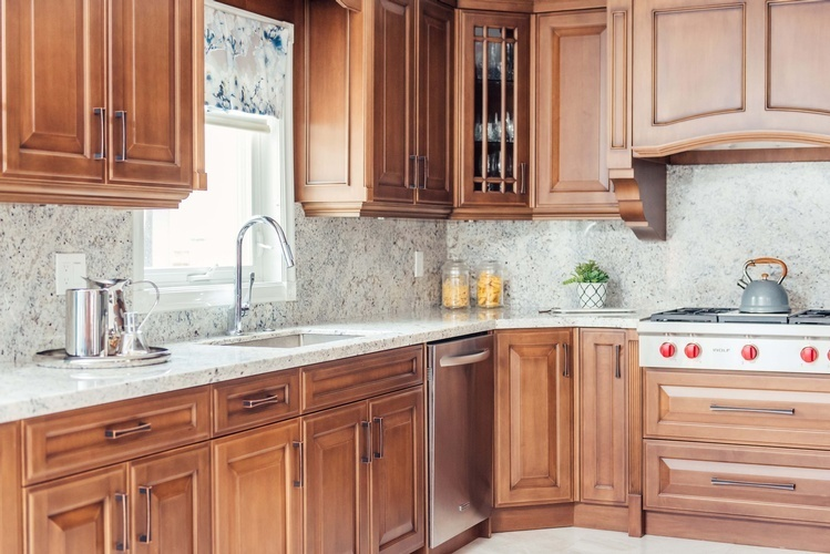 Kitchen Cabinets in Whitby by Royal Interior Design Ltd