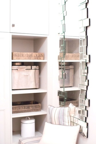 Custom Wooden Wardrobe - Laundry Renovation Services Stouffville by Royal Interior Design Ltd