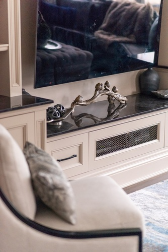 Decorative Accents - Living Space Decorating Services Whitby by Royal Interior Design Ltd