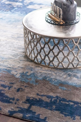 Decorative Accents on Coffee Table - GTA Living Space Renovations by Royal Interior Design Ltd