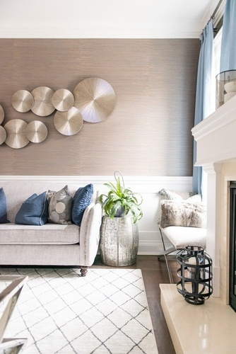Living Space Decor Markham by Royal Interior Design Ltd