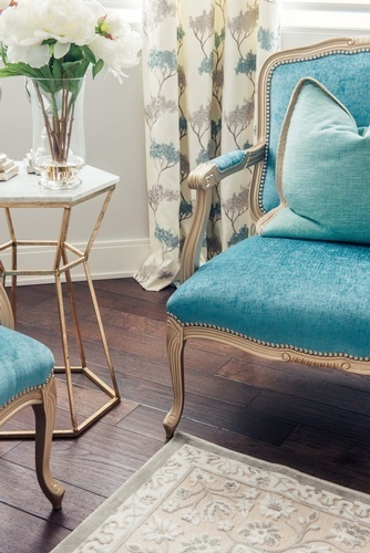 Accent Chair - Living Space Decorating Services Aurora by Royal Interior Design Ltd